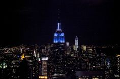 'Doctor Who' Fans Petition to Turn Empire State Building TARDIS Blue