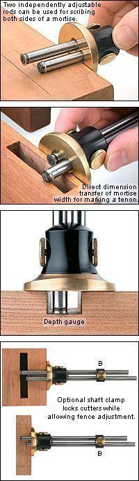 Veritas® Dual Marking Gauge - Lee Valley Tools