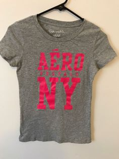 Women's Aeropostale Shirt Size Medium  | eBay