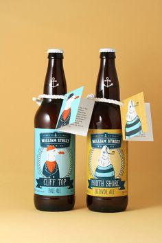 William Street Beer Co. — The Dieline