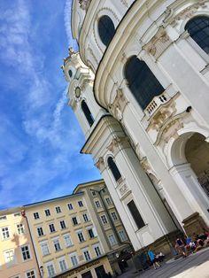 Salzburg, Pisa, Tower, Building, Travel, Voyage, Lathe, Buildings, Towers