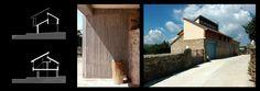 Ampliación de antigua casa maragata (León).  > RODRIGO ALMONACID (c) r-arquitectura
