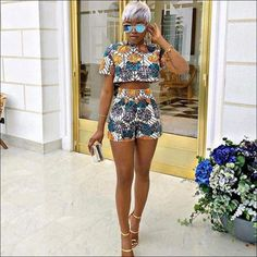 African Party Dresses, African Print Dresses, African Dresses For Women, African Attire, African Wear, African Women, African Outfits, African Prints, African Style