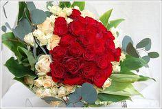 Red Rose  赤い薔薇の花束