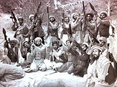 CIA backed mujahideen rebels, Afghanistan