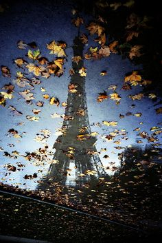 Eiffel Tower by chaweemek, via Flickr