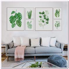 living #room #Art #DIY #Canvases