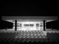 Neue Nationalgalerie | Ludwig Mies Van Der Rohe