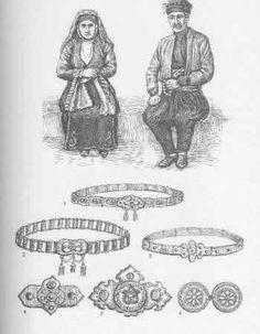 История моды : Армянский национальный мужской костюм