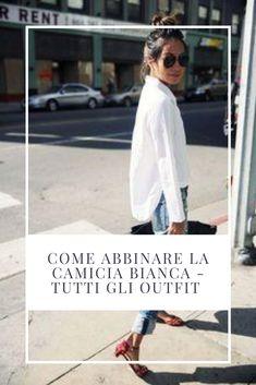 Tutti gli outfit più belli da realizzare con una camicia bianca. Come abbinare la camicia bianca nel 2020 2021. #moda #fashion #fashionclassics #outfits #modadonna #moda #modaitaliana #gustoitaliano #stileitaliano #modaover40 #modaover50 #over40fashion #over50fashion Fitness, Wellness, Outfits, Style, Italian Fashion, Fashion Over 40, Health, Swag, Stylus