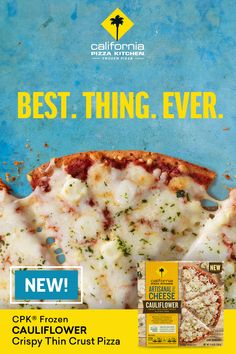 Five Approaches To Economize Transforming Your Kitchen Area Cpk Frozen Cauliflower Crust Pizza. It's The Best Thing Ever. Snap To Try Our New Gluten Free Cpk Frozen Cauliflower Crispy Thin Crust Pizza Halibut Recipes, Baked Salmon Recipes, Chicken Wing Recipes, Egg Recipes, Pork Recipes, Low Carb Recipes, Diet Recipes, Healthy Recipes, Cookie Recipes