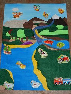 another nice diy land/ air/ water mat