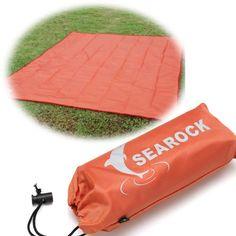 SEAROCK Camping Hiking Mat Ultralight Oxford Cloth Mat Tent Mattress