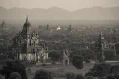 Burma, Bagan, www.lucaserradura.com by lserradura, via Flickr