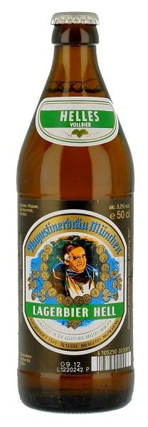 Augustiner Lagerbier Hell  Gibs auch bei uns: www.liefermaus.de