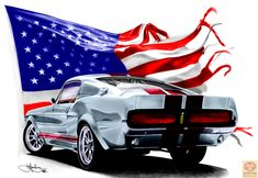 Great American Shelby by MrLively on DeviantArt