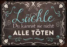 Lächle - Postkarten - Grafik Werkstatt Bielefeld