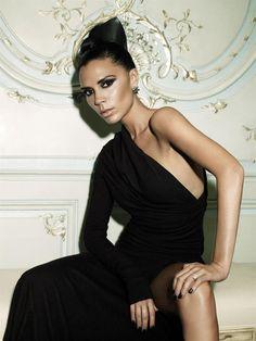 Victoria Beckham | Photography by Alexi Lubomirski | For Harper's Bazaar Magazine UK | December 2009
