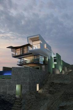 lefevre beach house by longhi architects...