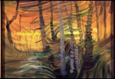 Emily Carr Canadian Group of Seven Canadian Painters, Canadian Artists, Emily Carr Paintings, Group Of Seven Paintings, Impressionist Paintings, Landscape Paintings, Tom Thomson, Modern Artists, Native American Art