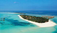 Hôtel Kanuhura (Maldives) - Vous atterrirez à l'aéroport de Malé, la capitale des Maldives, où vous embarquerez dans l'hydravion qui vous conduira vers Lhaviyani à 40 minutes de là, sur l'une des plus belles plages de cet atoll.