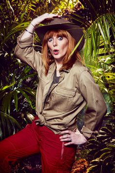 'I'm A Celebrity' 2015 Contestant Yvette Fielding Undergoes DIY Hypnotherapy To Help Jungle Nerves