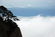 Sea of Clouds Chinese Mountains, Clouds, Sea, Gallery, Outdoor, Outdoors, Ocean, Outdoor Games, Outdoor Living