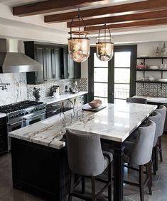 UECo - Portfolio - Environment - Kitchen (2 Tiered island)