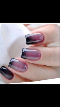 50 heavenly gel nail design ideas to freshen up your fingers - Nageldesign - Nail Art - Nagellack - Nail Polish - Nailart - Nails - Ombre Nail Designs, Best Nail Art Designs, Trendy Nails, Cute Nails, Diy Nails, Nail Art Design 2017, Nails Design, Cracked Nails, Pink Ombre Nails