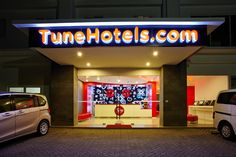Tune Hotel Solo, Indonesia | Ticktab.com
