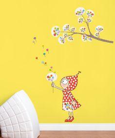 Zen Garden Wall Decal | Daily deals for moms, babies and kids