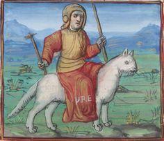 Français 2224 Date d'édition : 1501-1600 Type : manuscrit Langue : Français…