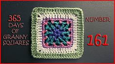 (2) 365 days of granny squares 161 - YouTube