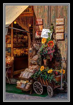 a small grocery shop - arezzo, Arezzo  Italy