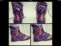 These Teyana Taylor Harlem GLC Adidas are dope! I cant wait til these drop 2.16.13 http://tailoredsilhouette.com/2012/12/28/fashion-news-teyana-taylor-reveals-her-adidas-harlem-glc-sneakers/