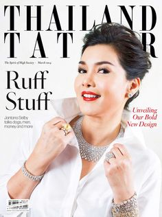Thailand Tatler March 2014