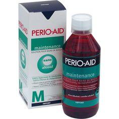 PERIO AID maintenance Mundspülung:   Packungsinhalt: 500 ml Mundwasser PZN: 05703752 Hersteller: Dentaid GmbH Preis: 7,35 EUR inkl. 19 %…