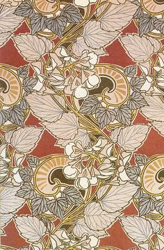 Rene Beauclair 1900 by The Textile Blog, via Flickr