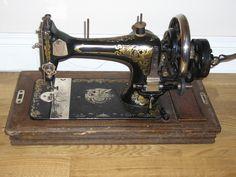 Celtic Thistle stitches: Flea Market Finds