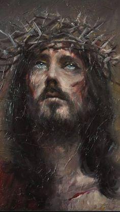 Isaiah 53 5, Holy Quotes, Peace Be Upon Him, Savior, Lamb, God, Painting, Dios, Salvador