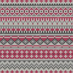 30 Excellent Image of Stranded Knitting Patterns Fair Isles . Stranded Knitting Patterns Fair Isles Fair Isle Knitting Patterns Easy To Do Thefashiontamer Fair Isle Knitting Patterns, Knitting Charts, Knitting Stitches, Knitting Designs, Knit Patterns, Cross Stitch Patterns, Sock Knitting, Knitting Tutorials, Free Knitting