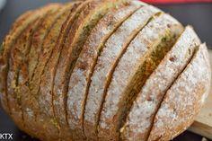 Grillowany chleb - Z notatnika KTX