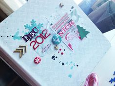 December Daily : my daily christmas journal - Two Peas in a Bucket