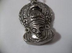 Aztec Keychain Aztec Figurine Keychain Metal #mentionmonday
