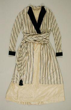 Во второй половине дня платья 1913-1915 Музей Метрополитен