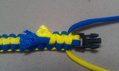 One of our most popular projects has been the fashioning of Paracord bracelets, under the tutelage of one of our knowledgeable counselors. D...