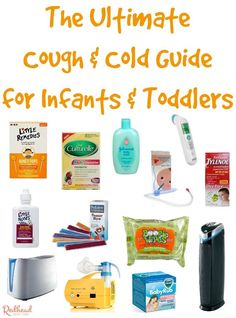 This guide for Cough and Colds for toddlers and babies will help soothe your little one and relieve cough and cold symptoms!