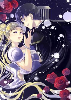 Serenity and Endymion <3