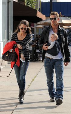 The fact that Cam Gigandet has a kid and seems to be a good dad makes him extra sexy...is that weird?