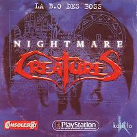 Old school video games: NIGHTMARE CREATURES. Repin if you remember!